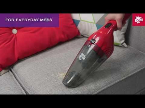Dirt Devil: Handimate 10.8V Handheld Vacuum Cleaner