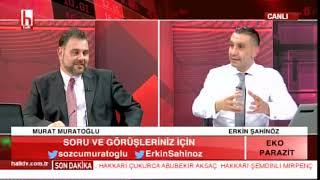 FED'in olası faiz oranları / Erkin Şahinöz - Murat Muratoğlu / Ekoparazit / 2. Bölüm 18.12.2018