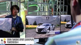 E3 2017 Gran Turismo Sport