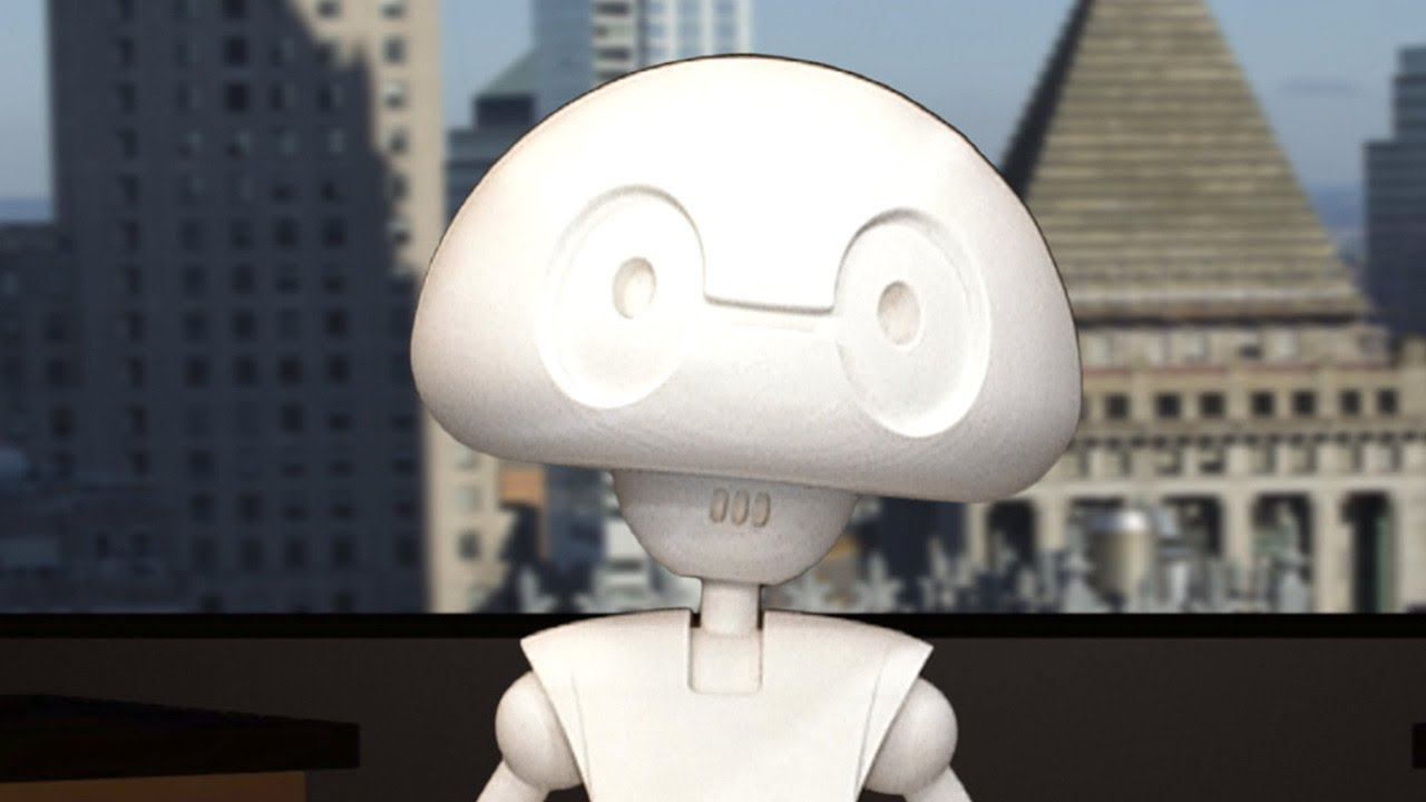 Jimmy the 3D Printed Open Source Humanoid Robot Alternative to Nao