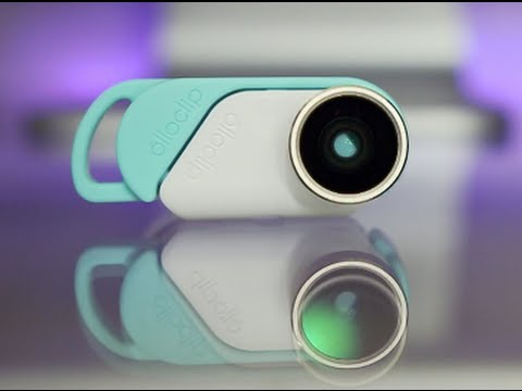Olloclip 4 in 1 Photo Lens for iPhone 6 & 6 Plus Unboxing and Macro Test Shots