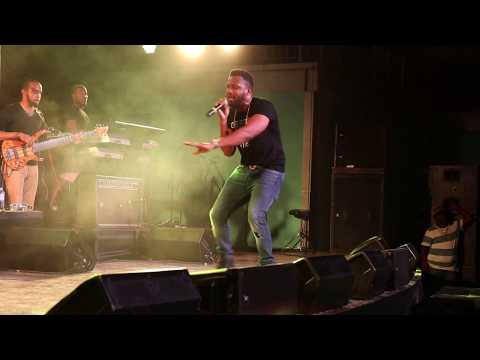 Agent Sasco - Health & Wealth (Live at Feluke Charity Concert)