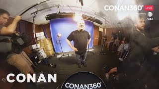 CONAN360° LIVE Highlight: MORE Teen Dumbledore Outtakes