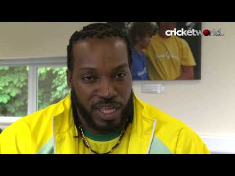Cricket TV - Gayle Talks About Living Legends Usain Bolt, Sachin Tendulkar - Cricket World TV