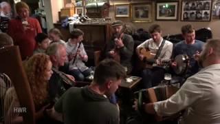 Slip Jigs at Tigh Ruairi with Dónal Lunny and more, Craiceann Bodhrán Festival 2016