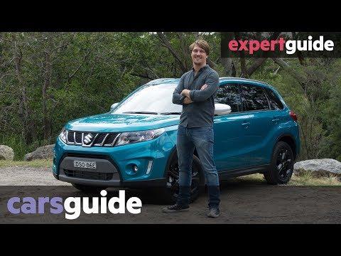 Suzuki Vitara 2018 review: S Turbo 2WD