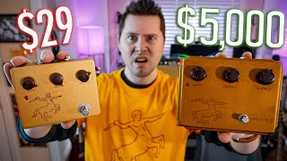 The $5,000 Guitar Pedal RIPOFF... what have I DONE?