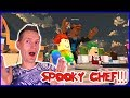 WHAT IS MY HALLOWEEN CHEF COOKING???