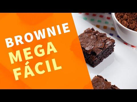 BROWNIE MEGA FÁCIL- naminhapanela.com