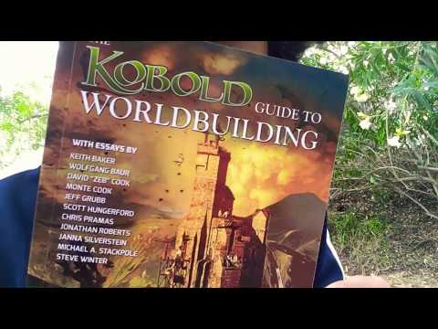 What is Setting Design? [Kobold Guide to Worldbuilding]
