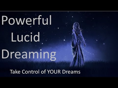 ★★Most Powerful★★ Lucid Dreaming Trance Pulse to Control Dream States,  Sleep Paralysis