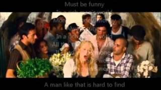 MAMMA MIA! Soundtrack - Money, Money, Money