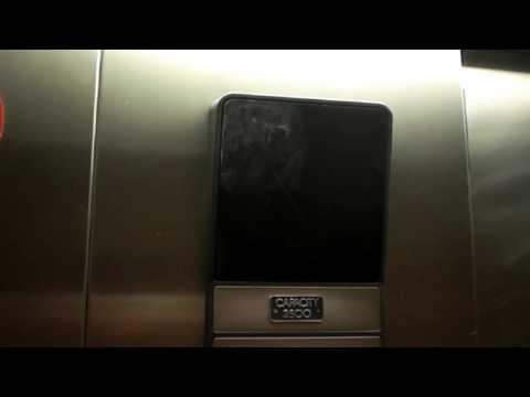 Otis Hydraulic Elevator at RIT Hugh Carey Building 14