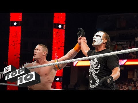 One-Time Tag Team Partners: WWE Top 10, Aug. 13, 2018