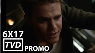 The Vampire Diaries 6x17 Promo - A Bird in a Gilded Cage