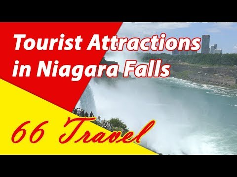 List 8 Tourist Attractions in Niagara Falls, New York | Travel to United States
