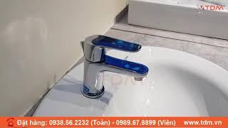 Review vòi chậu rửa mặt Inax LFV-2012S (LFV2012S) nóng lạnh giá gốc 1.820.000đ