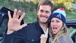 Tom Brady and wife Gisele Bündchen