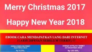 Selamat Tahun Baru 2018, Selamat Natal 2017, Adi Sutrisno Hoo 0818963915.