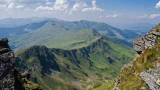 Carpathian Mountains - Incredible Romania (Roza vanturilor- Rapa)
