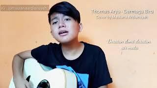 Download Lagu DERMAGA BIRU by:maulana ardiansyah bikin baper mp3