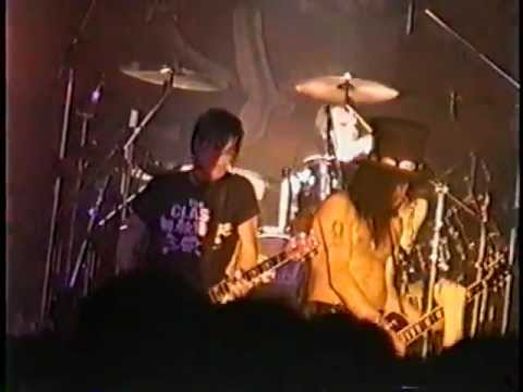 "Slash's Snakepit ""Rusted Heroes"" Live at Mother Hall,Osaka 11-14-2000"