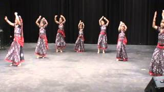 Nannare Nannare: Thrisha and Havisha Dance KCTS 2012