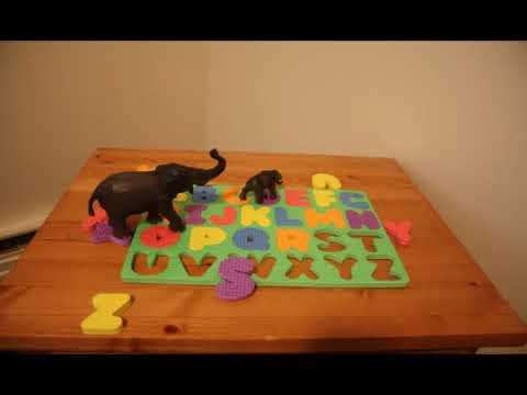 Elephant ABC