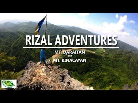 Rizal Adventures - Mt. Daraitan and Mt. Binacayan [HD]