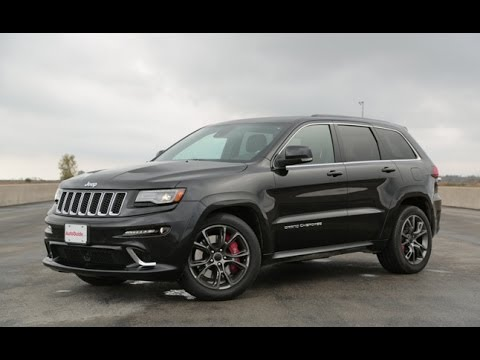 2014 Jeep Grand Cherokee SRT Review