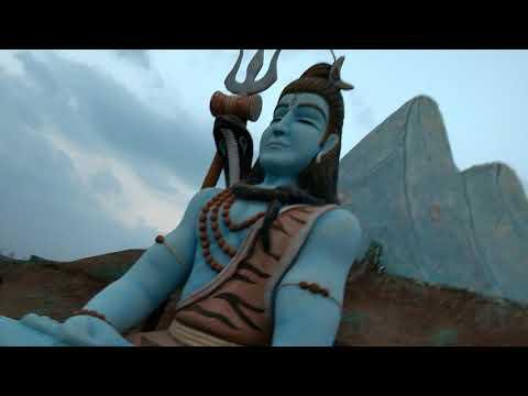 Video at vaishnav devi mandir Bikaner trip...