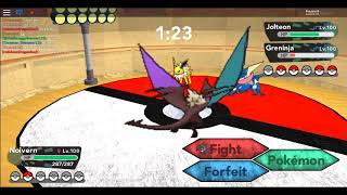 ROBLOX Pokemon Brick Bronze Battle Colosseum Part 1