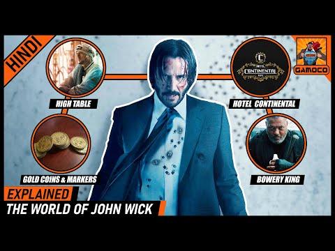 Download John Wick's World [Explained In Hindi]    Rules Of John Wick Movies    Gamoco हिन्दी