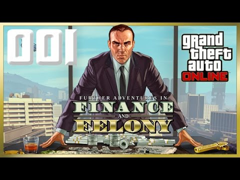 GTA V Online - Folge 1 - Aufbau des Imperiums beginnt - [Deutsch / German] - Let's Play Together