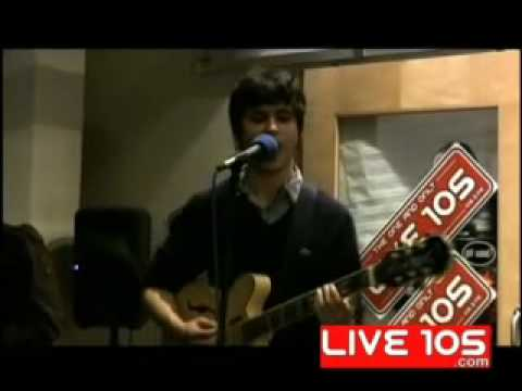 LIVE 105/ Vampire Weekend- Campus