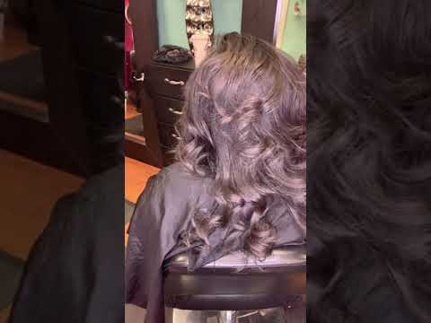 Silk Press Fishers Indiana, Top, Best, Black Hair Extensions At Envy Salon Designs By Tierra