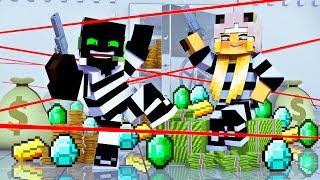 UNSER BESTER BANKEINBRUCH?! - Minecraft [Deutsch/HD]