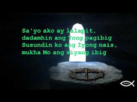 Heart of a Servant tagalog Lyrics Karaoke