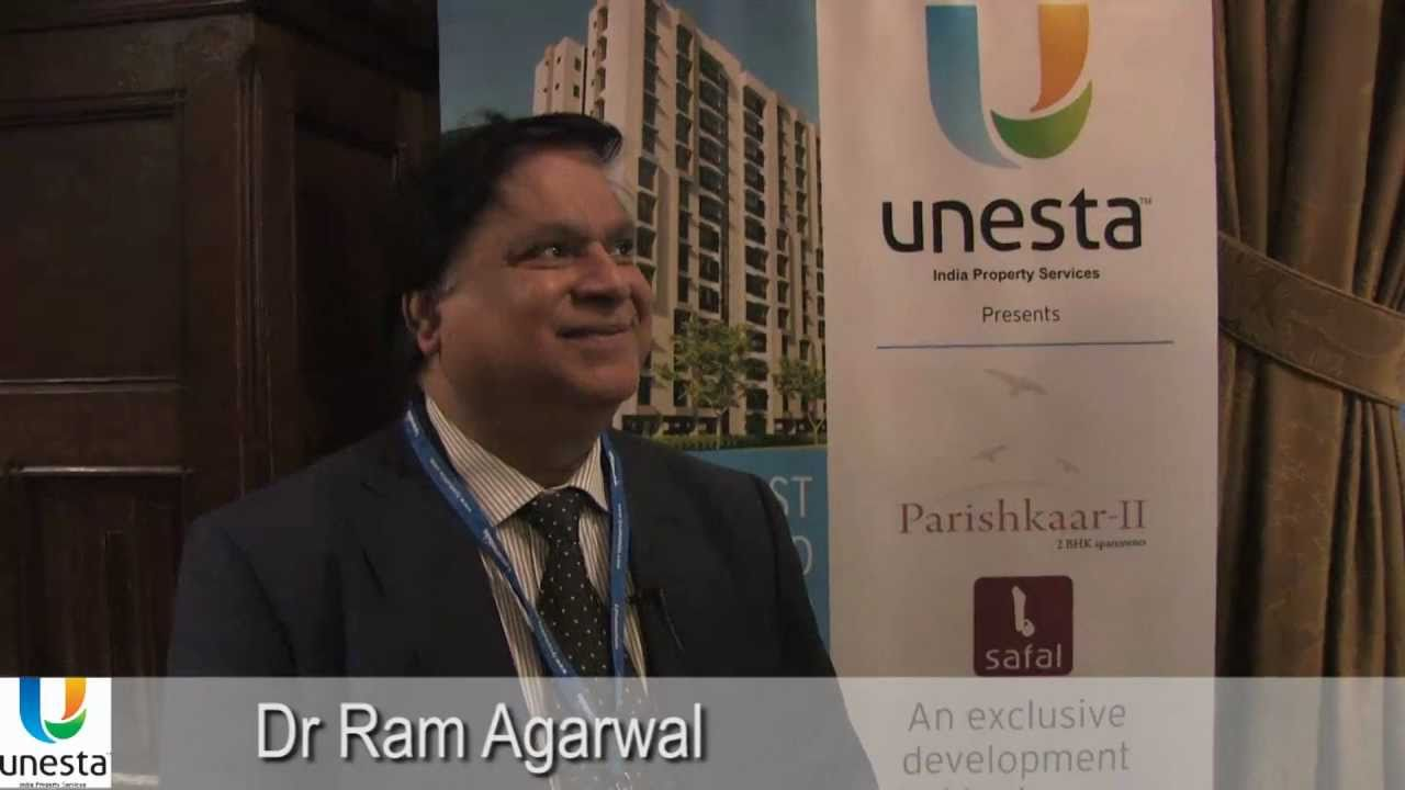 Dr Ram Agarwal speaks about Vikram Goyal and Unesta
