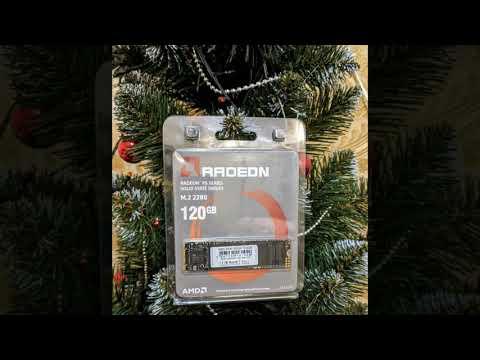 AMD Radeon R5 120GB M.2 SATA III TLC (R5M120G8)