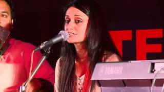 Sonam Kalra at TEDxDelhi