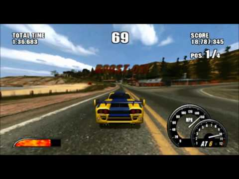 Burnout 2 - GC On Wii
