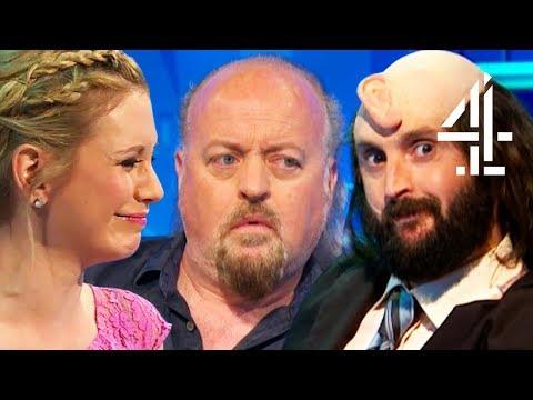 Rachel Riley's AWKWARD Crush on Bill Bailey  Best of Rachel & Joe  8 Out of 10 Cats Does Countdown