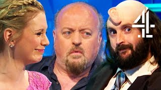 Rachel Riley's AWKWARD Crush on Bill Bailey | Best of Rachel & Joe | 8 Out of 10 Cats Does Countdown