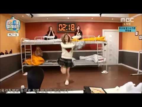 SANA 사나 [TWICE] -  Follow Me (E-Girls) SIXTEEN / MBC My Little Television