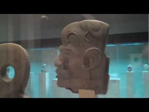 Amazing Stone Mesoamerican Sculptures Museum of Anthropology Xalapa Veracruz