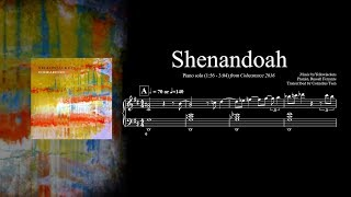 Shenandoah piano solo transcription (Russell Ferrante) - Yellowjackets