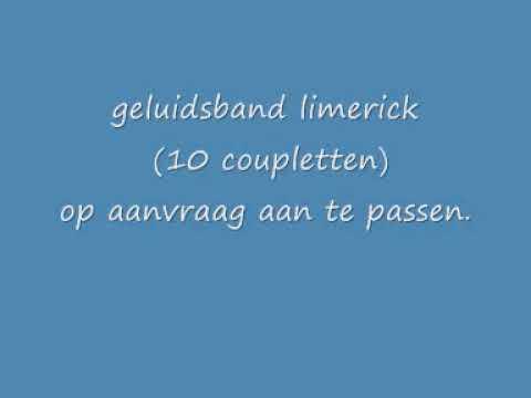Limerick - Geluidsband