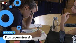 Kinderen hebben steeds vaker last van stress