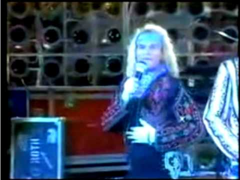 David Lee Roth - Just Like paradise (Live Japanese TV Show 1988)